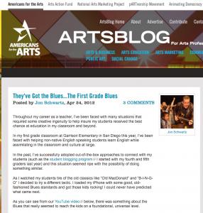 arts blog